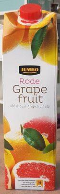 Rode grape fruit