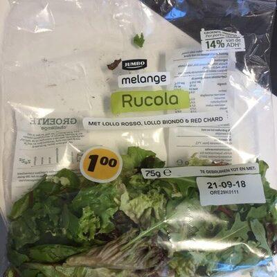 Rucola mélange