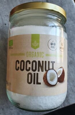 Body & Fit Extra Virgin Coconut Oil Organic