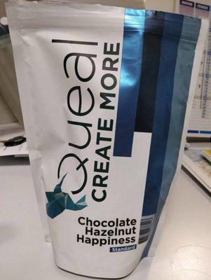 Chocolate hazelnut happiness standard