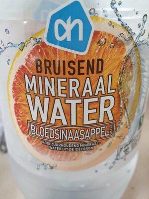 Bruisend minéral water