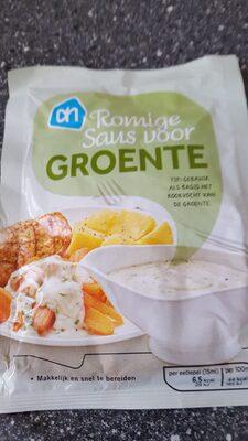 Romige Saus voor GRoente