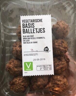 Vegetarische basis balletjes