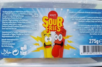 Sour Fries