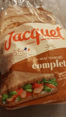 Maxi tranches complet