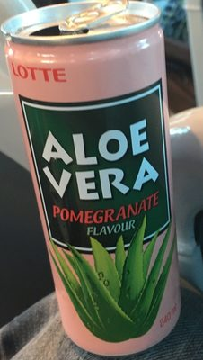 Aloe Vera Pomegranate, Granatapfel