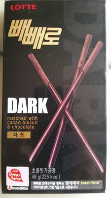 Pepero Dark Chocolate