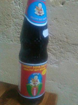 Sweet soja sauce Healthy Boy Thailand