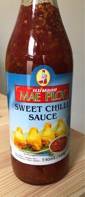 Mae Ploy Sweet Chilli Sauce (blue)