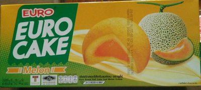 Euro Cake Melon