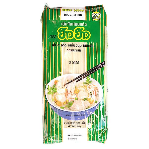 Rice Noodles - Rice Sticks 3Mm