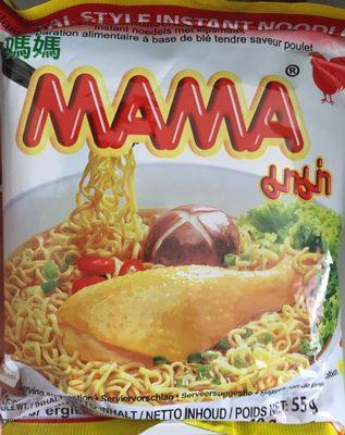 Soupe De Nouilles Mama Poulet CT