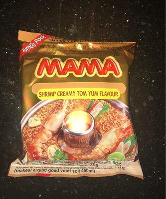Mama Soupe Tomyum Creme