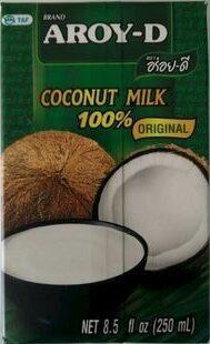 Kokosmilch / Lait de coco