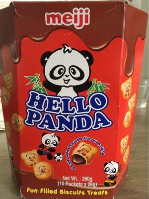 Meiji Hello Panda 260G