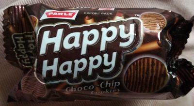 Happy-happy Chico-chips cookies