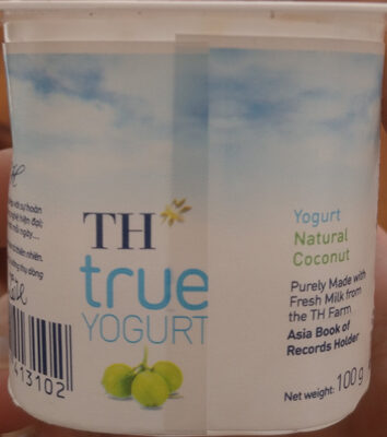 Yogurt Natural Coconut