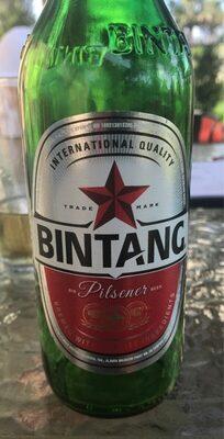Bintang Bir Pilsener Beer