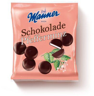 Manner Schokolade Pfefferminz