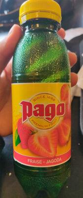 Pago Fraise 33 cL