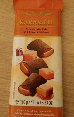 Karamell Schokolade