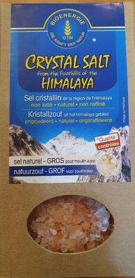 Cristal salt Himalaya