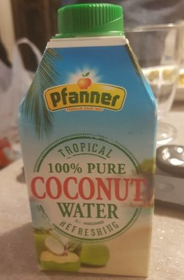 Pur coconut water