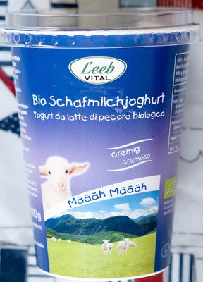 Bio Schafmilchjoghurt