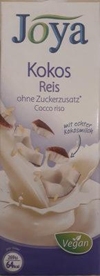 Kokos-Reis Getränk