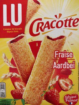 Cracotte Fraise