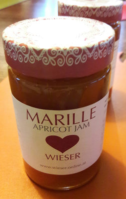 Marille apricot jam