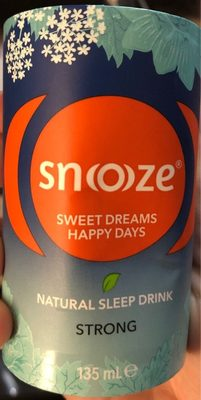 Snoooze Strong