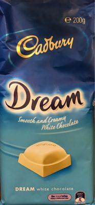 Cadbury Dream white chocolate