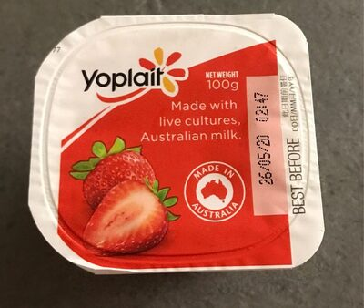 Yoplait Strawberry