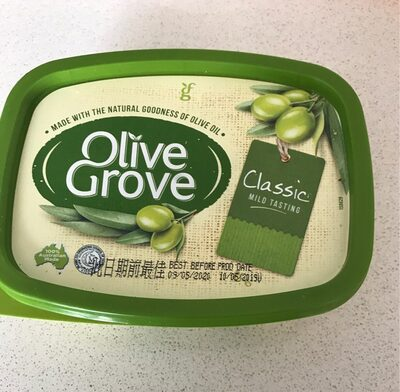 Olive Grove Classic Spread Olive Oil
