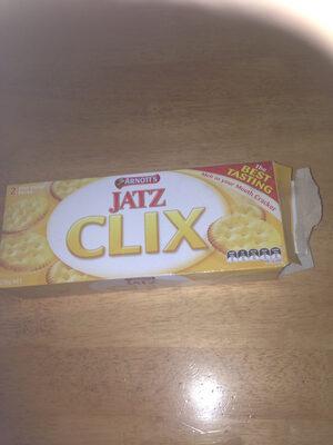 Jatz Clix Arnott's