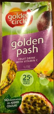 Golden Circle Golden Pash Fruit Drink