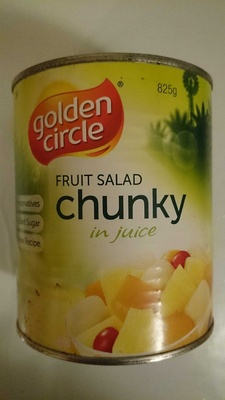 Fruit Salad Chunky in Juice