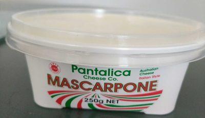 Pantalica Cheese Co Mascarpone