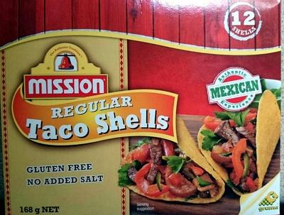Regular Taco Shells