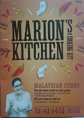 Marion's Kitchen Malaysian Curry