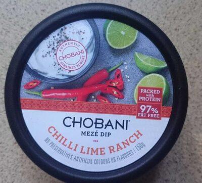 Chilli Lime Ranch Meze Dip