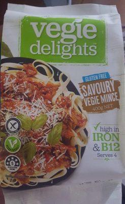 Veggie Mince Savoury 400G